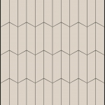 Chevron Cream